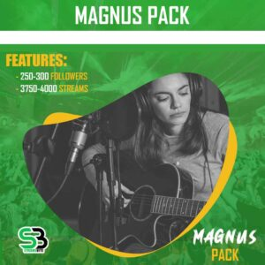 Magnus - Spotify Bundle Promotion