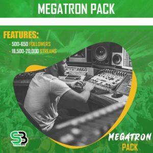 Megatron - Spotify Bundle Promotion